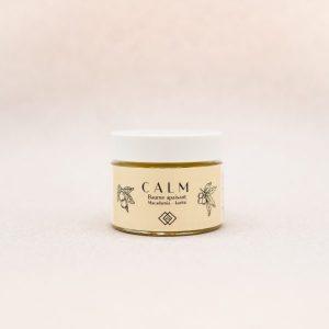 Le Baume Calm, un soin réconfortant et réparateur pour les peaux les plus sensibles