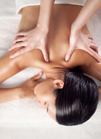 Le massage relaxant par Alice GAUTHIER