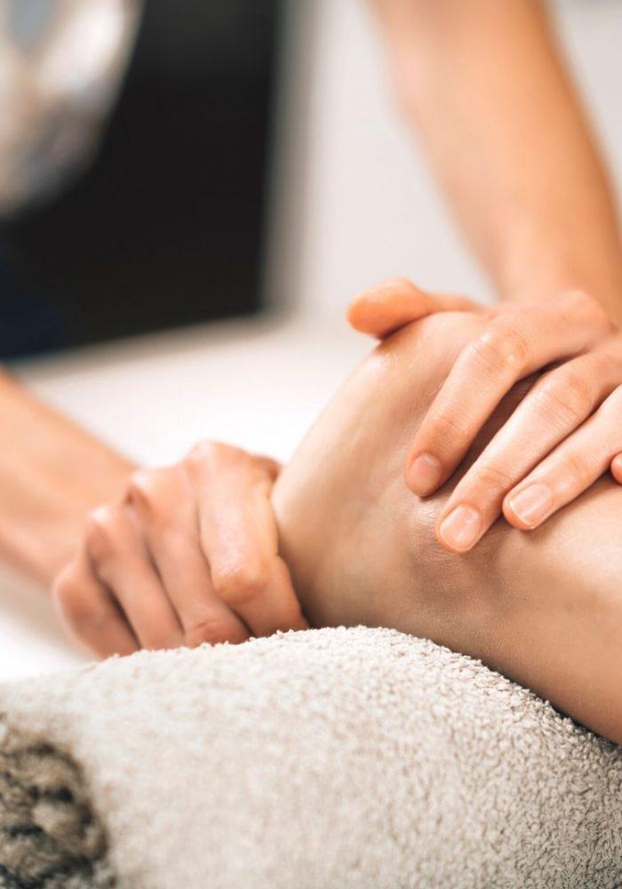 Le massage énergisant selon Alice Gauthier, pour un réel lâcher-prise